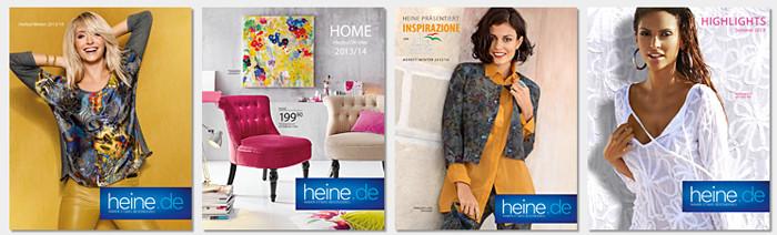 Heine Möbel Katalog Bestellen - Design